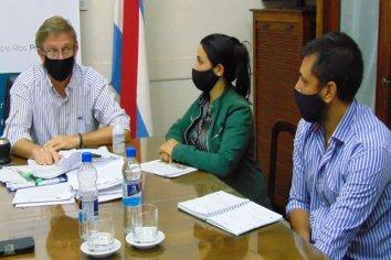 Municipio y Provincia trabajan en políticas de apoyo al cooperativismo
