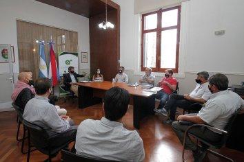 La provincia coordina detalles con los intendentes para la obra del Acueducto Metropolitano Gran Paraná