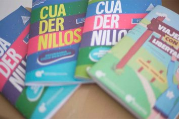 El CGE creó cuadernillos educativos para acompañar el aprendizaje en casa