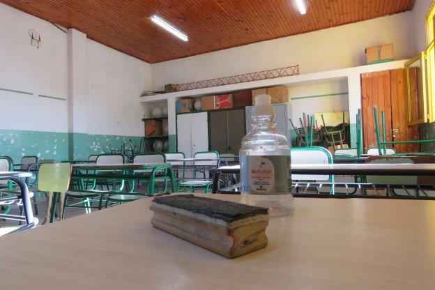 No habrá clases en las escuelas afectadas al acto eleccionario
