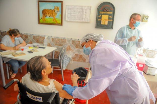 Argentina superó las 3,2 millones de vacunas aplicadas