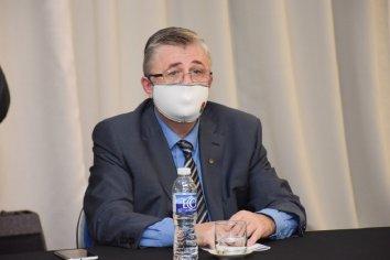 Canavesio tildó de 'vergonzosa y lamentable' la actitud de Coria de judicializar las elecciones