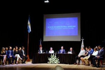 Se inicia el período ordinario de sesiones del Concejo Deliberante de Paraná