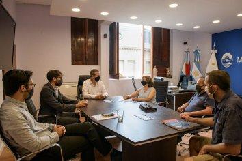 Bahl dialogó con la Asamblea Ciudadana Vecinalista