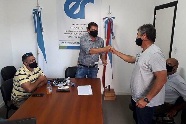 Se alcanzó un acuerdo con transportistas y dadores de carga en Entre Ríos