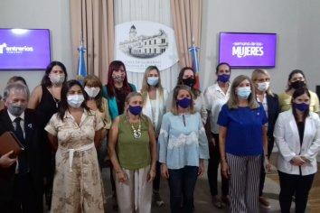 Presentaron las actividades en el marco de la Semana de la Mujer