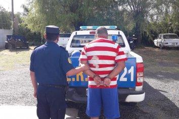 Detuvieron a un hombre sobre el que pesaba un pedido de captura por