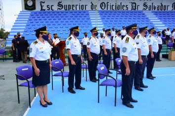 Asumieron nuevos directores y subdirectores de la plana mayor de la Policía de Entre Ríos