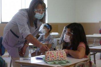 """""""El cge nunca informo cómo se iba a realizar el plan de vacunación de docentes"""" manifestó Susana Cogno"""