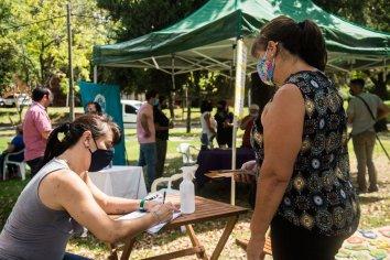 El programa Activá Verano - Activá Salud estuvo en Plaza España