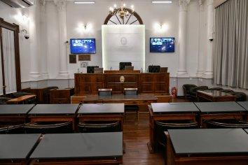 El martes se reúne la Comisión de Legislación General del Senado