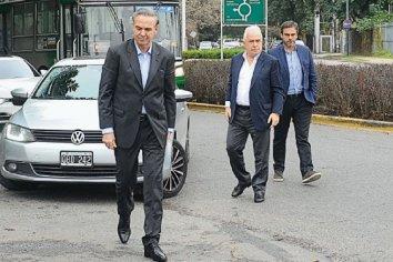 Quiénes son Franco y Michel, las espadas de Pichetto