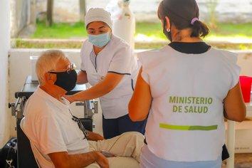 Entre Ríos registró el número más alto de contagios de toda la pandemia