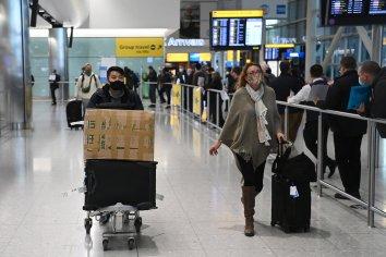 Extendieron prohibición de ingreso de turistas extranjeros