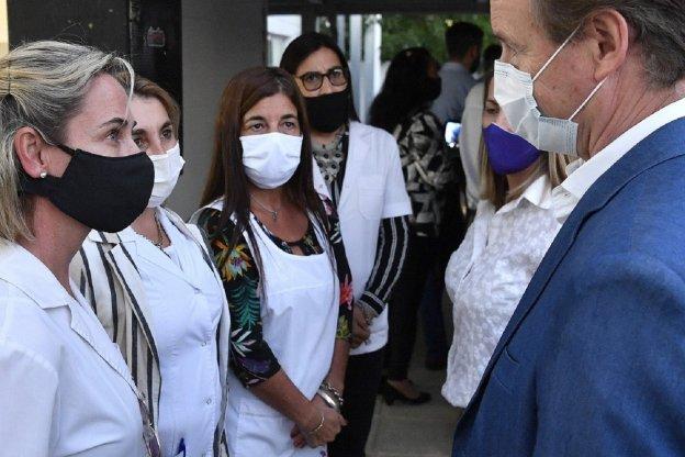 Bordet valoró el esfuerzo de los entrerrianos para dar previsibilidad en la pandemia
