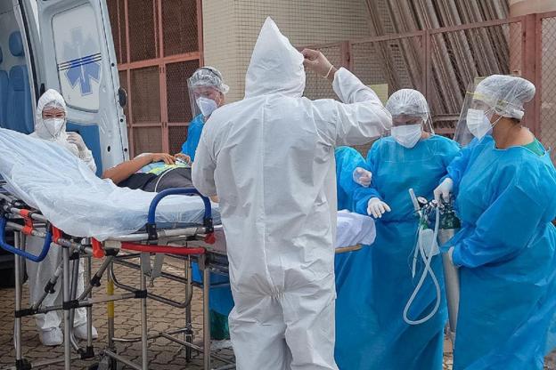Se confirmaron 348 muertes y 21.346 nuevos casos de coronavirus en Argentina