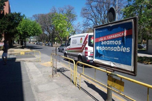 El Gobierno municipal confirmó que en Paraná rigen las restricciones dispuestas por el decreto provincial