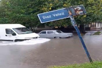 La Municipalidad asiste a familias afectadas por las intensas lluvias