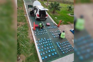 Hallaron cargamento millonario de celulares intentando ingresar a la provincia