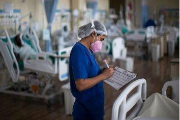 Brasil tiene más pacientes jóvenes que mayores en las Unidades de Cuidados Intensivos
