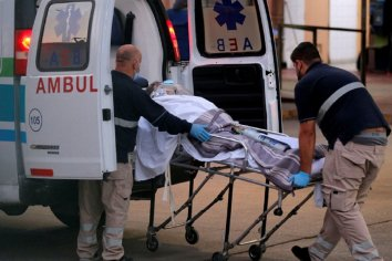 Chile alcanzó el 97% de su ocupación de camas en terapia intensiva