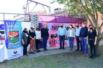 Más municipios se suman a la propuesta de murales en homenaje a la Mujer Trabajadora