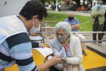 Comenzó la segunda instancia de vacunación antigripal en Entre Ríos con mayores de 80 años
