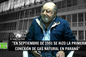 """Busti: """"Si el peronismo no deja las peleas internas, lo vamos a lamentar""""."""