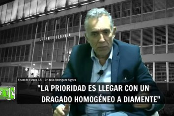 """Rodríguez Signes: """"Tranquilamente, los Legisladores podrían avanzar sobre las demoras judiciales""""."""