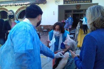 Continúa la campaña de vacunación contra el Covid -19