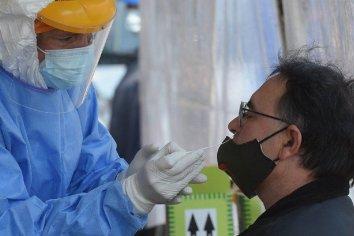 Reportaron 15.077 contagios y 426 muertes en las últimas 24 horas