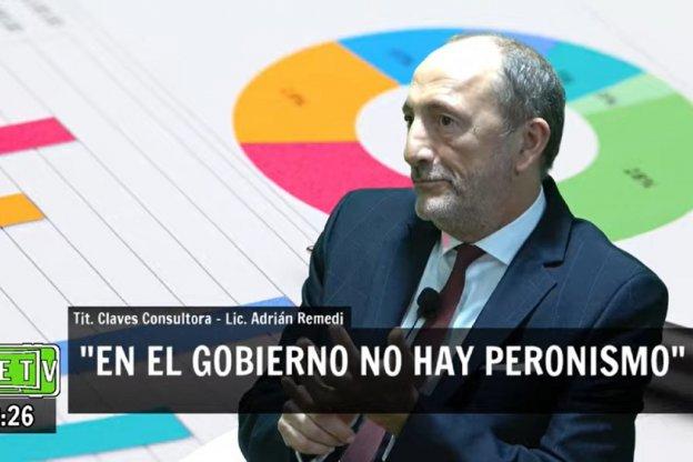 """Remedi: """"Lo bueno que dejó esta elección para el Peronismo, es que al menos abrieron el Partido""""."""