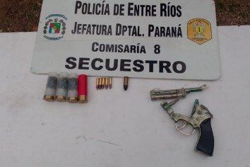 Por hechos de amenazas en barrio El Morro se realizó un allanamiento