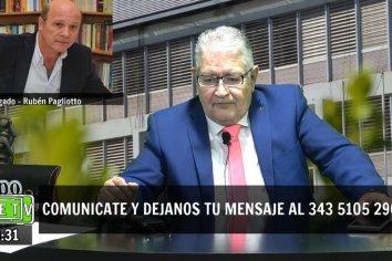 PAGLIOTTO Y LAS FUERZAS OCULTAS DE LA JUSTICIA Y EL MPF