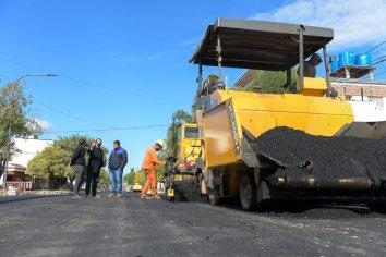 Este fin de semana se habilitará un nuevo tramo de calle Rondeau
