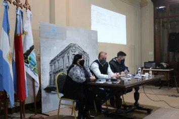 El municipio expuso sobre el plan de bacheo en el Concejo Deliberante
