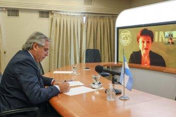 Legisladores de Estados Unidos solicitaron que el FMI suspenda el cobro de la deuda a la Argentina como consecuencia del Covid