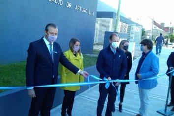 "Inauguraron el Centro de Salud ""Arturo Illia"""