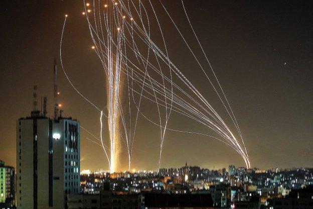 Ataque de Hamas: un argentino expreso que Israel defiende la población