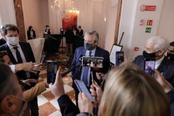 """""""La gira por Europa mostrará el liderazgo de Alberto Fernández"""" sostuvo Alejandro Taibi"""