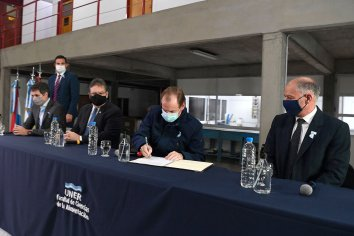 Construirán una escuela técnica universitaria de oficios para jóvenes en Concordia