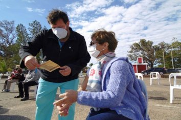 Este sábado se registraron 837 nuevos casos de coronavirus en Entre Ríos