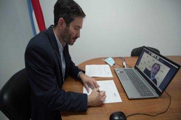 El CGE firmó un convenio marco de colaboración con la Organización de Estados Iberoamericanos
