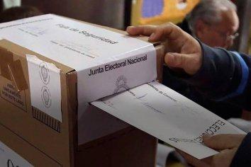 Según el cronograma definido por la Cámara Nacional Electoral (CNE) este jueves 30 de septiembre comienza la campaña electoral par