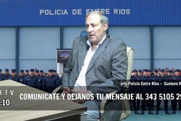 RECAMBIO, INCORPORACION Y DESCANSO DEL PERSONAL, LA MÁXIMA NECESIDAD DE LA POLICÍA.