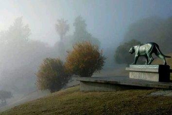 Mucha neblina y poca visibilidad para hoy y mañana con posibles lluvias que llegarían el miércoles