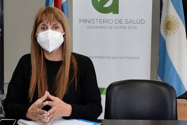 La ministra Velázquez participó de un nuevo Consejo Federal de Salud virtual