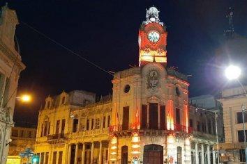 Iluminarán el Palacio Municipal por el Día Mundial del Donante Voluntario de Sangre