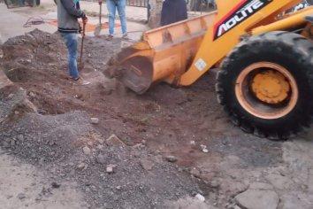 Detuvieron a un hombre que intentó robar asfalto