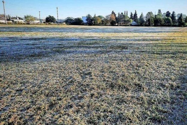 Se espera el ingreso de un frente frio con mucho viento para hoy y mañana